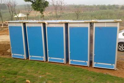南京移动厕所的结构