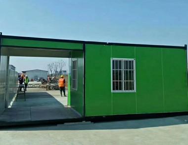 合肥移动动板房使用