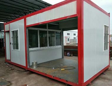 郑州移动板房材料